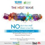 The Next Wave Roadshow – GHV Accelerator, in partnership with NASSCOM 10,000 startups