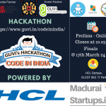 CODE IN INDIA – AI HACKATHON by GUVI NETWORK ON March 17 – Madurai.