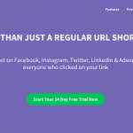KlickLeads – More than just a regular url shortener