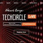 News Corp TechCircle LIVE – India's premier Tech summit – May 3-4, 2018 – BENGALURU