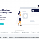 Nudgify – Maximise revenues with persuasive notifications for Shopify.