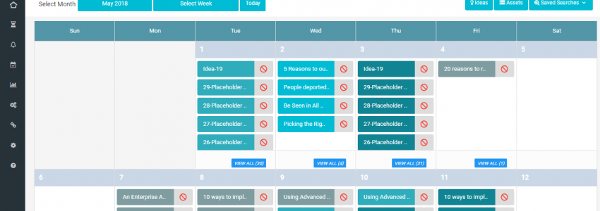 Syptus – Advanced Content Planning, and Scheduling for Professional Marketers