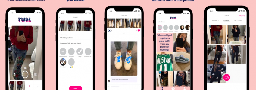 TWRL – Instagram meets group text