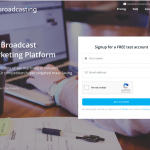 FAX BROADCASTING AND MARKETING PLATFORM