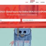 EDEALO.com – is a an aggregator of global online deals from travel, fashion, electronics & more