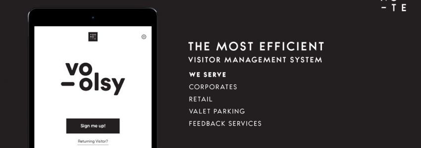Voonote – Visitor Registration, Management & Feedback System