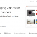 Blurbiz – A platform to easily craft videos for your social media channels.