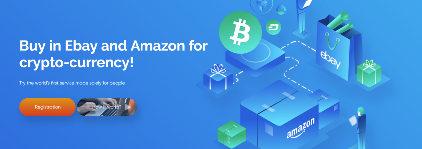 Coin2shop – Buy on Ebay and Amazon with crypto-currency
