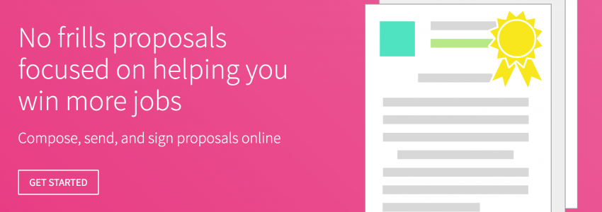 Colibro Proposals – Compose, send, and sign proposals online