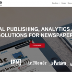 Twipe – Create digital newspaper editions readers love