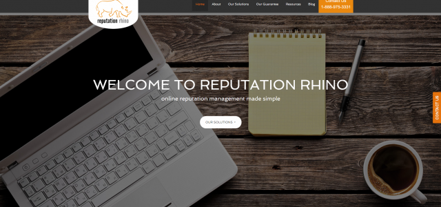 Reputation Rhino – Online Reputation Management Solutions