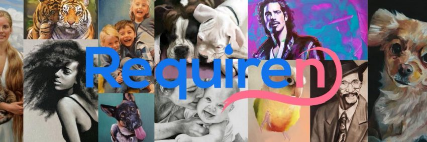 Requiren – The premiere place to get beautiful, custom-made paintings