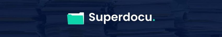 Superdocu – Workflow automation for your documents.